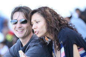 Olivier Cassoly et son épouse Peggy