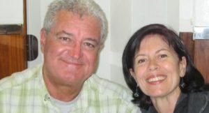 Jean Cizeron et son épouse Cécile