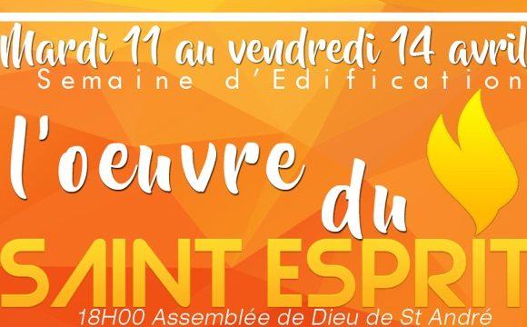Semaine d'édification à Saint-André