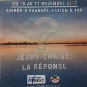 Campagne d'évangélisation