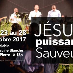 Jésus Puissant Sauveur – Semaine Espérance et Vie