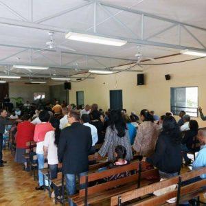 le 1er Novembre Culte à Grand Bois en l'honneur de Jésus