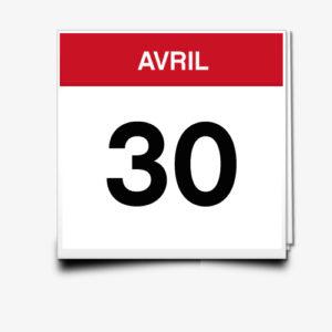 Lecture du 30 Avril