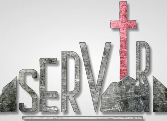 Servir le Christ.