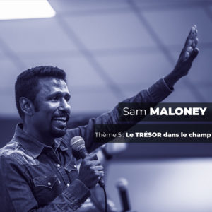 Sam Maloney – le trésor
