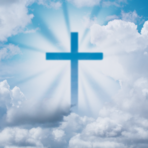 La croix.