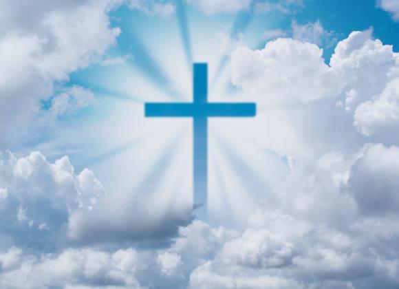 Jésus vainqueur de la mort.