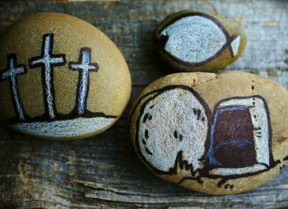 Jésus est ressuscité.