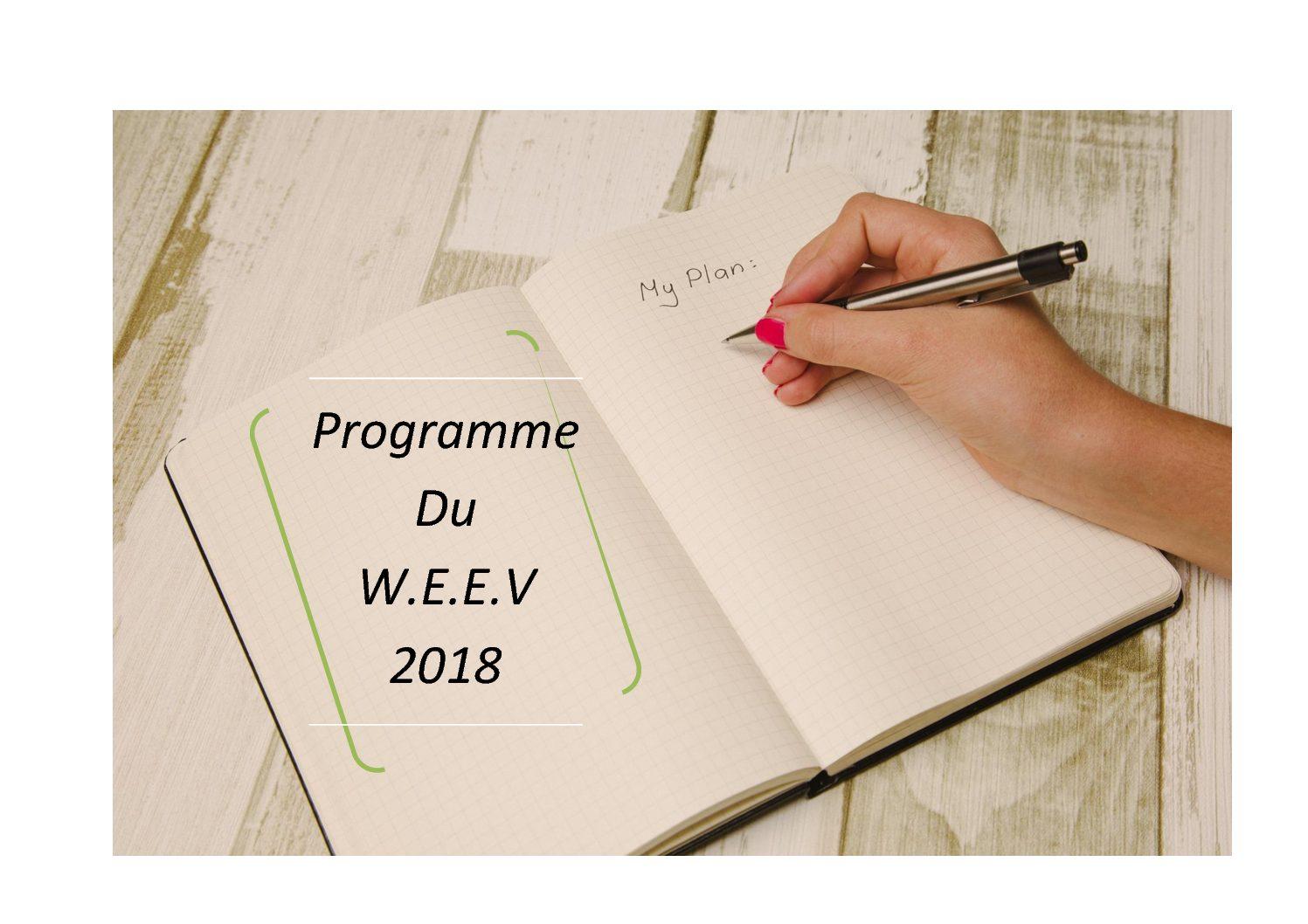 Programme du Week-end Espérance et Vie (W.E.E.V)