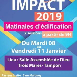 Run Impact Sud 2019