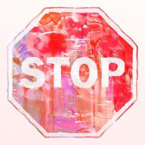 Prends le temps de t'arrêter.