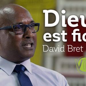 Voeux du pasteur David Bret pour l'année 2019