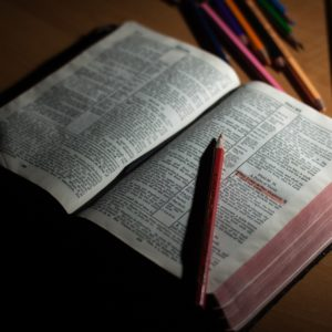 La Parole de Dieu est-elle un feu dans ma vie?