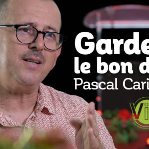 Voeux du pasteur Pascal Cariou pour l'année 2019