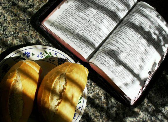 La Parole de Dieu, une nourriture pour notre âme.