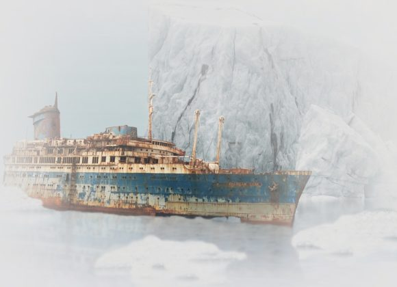 Le naufrage du Titanic.