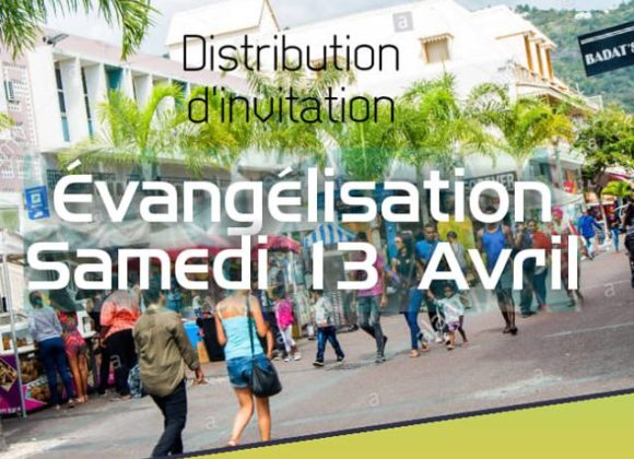 Distribution d'invitation pour le week-end LDP