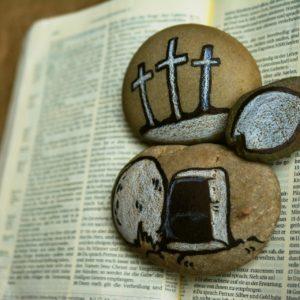 L'Évangile : La personne et l'œuvre de Jésus-Christ.