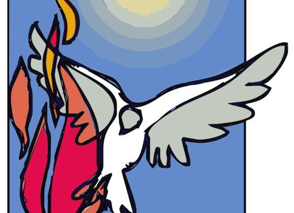 Le don du Saint-Esprit.