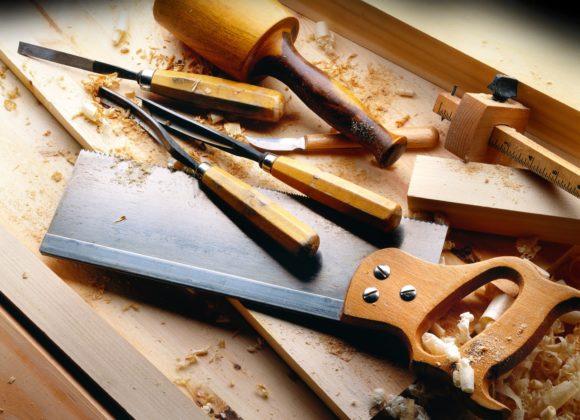 Jésus, le fils du charpentier.