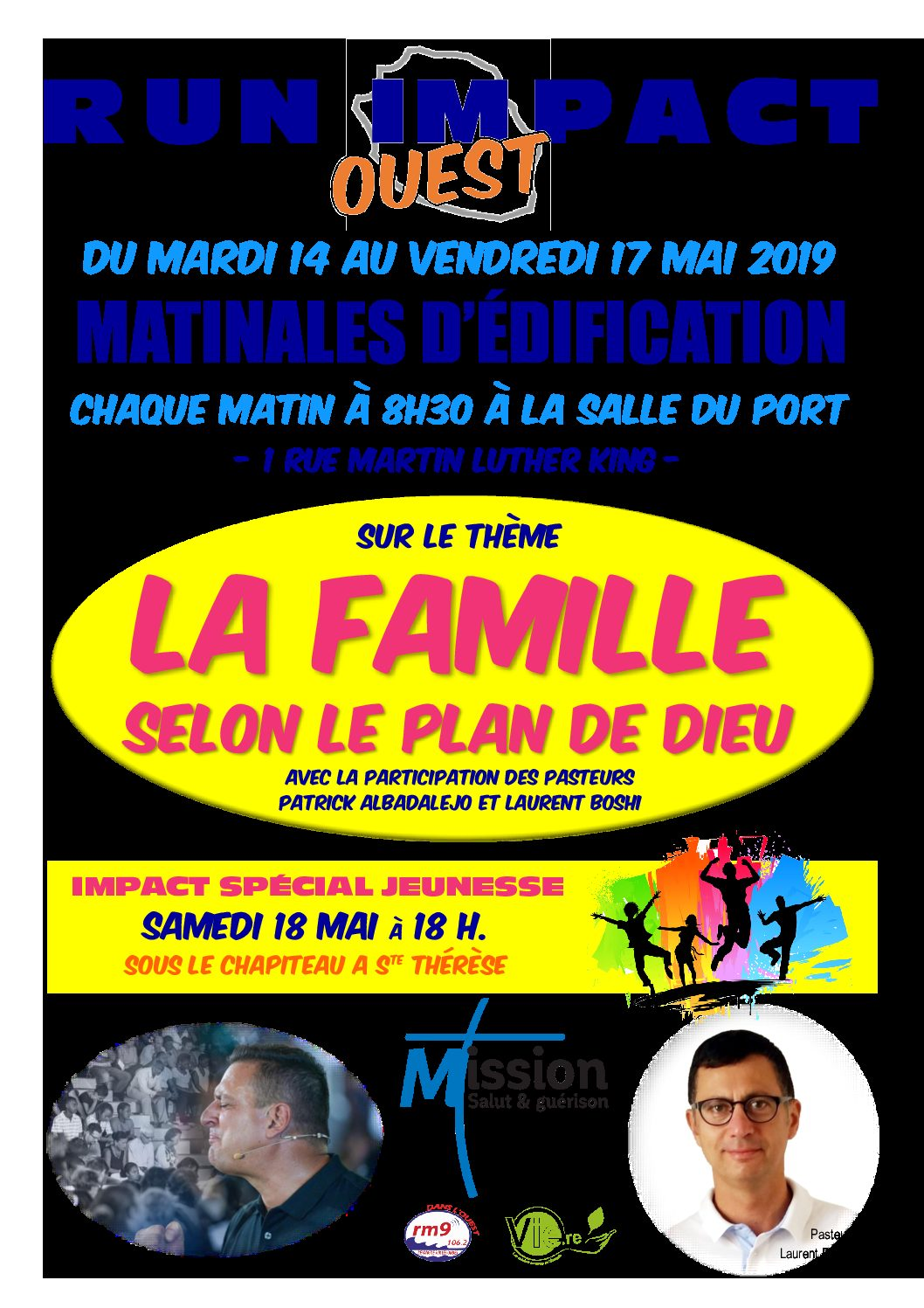 Run Impact Ouest (Matinales)