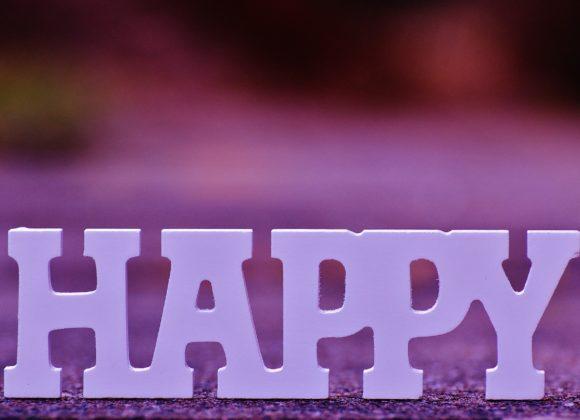 Comment être heureux ?