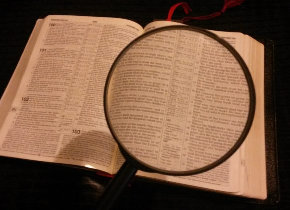Rechercher Jésus.