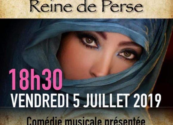 Comédie Musicale (Esther,Reine de Perse)