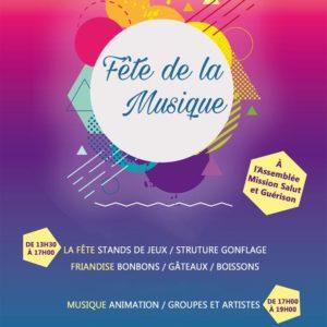 Fête de la Musique (Saint-Louis)